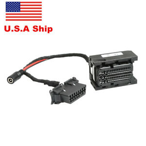 Usa Ship Isn Dme Cable For Msv And Msd Work With Xhorse Vvdi2 Or Cgdi