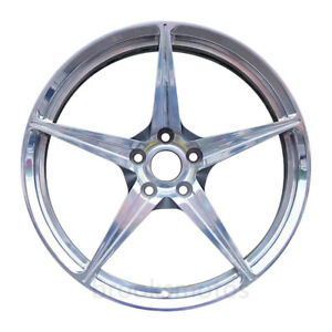 20 5 Spoke Style Polishing Forged Wheels Rims Fits For Ferrari 458 20x8 5 10 5