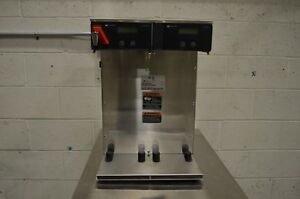 Bunn 38700 0013 Axiom Aps Twin Airpot Coffee Brewer 120 240v Must Be Hardwired