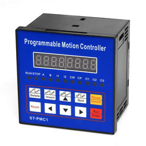 Cnc Stepper Motor Controller Motion Controller Single Axis Controller Programmab