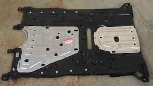 New Oem 2012 Honda Civic 2013 Acura Ilx Lower Engine Cover Assmbly 74110 Tr3 A10
