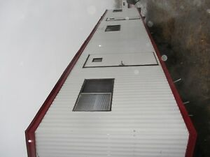 Used 2008 1050 Mobile Office Trailer S 6598 Kc
