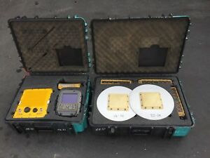 Pre owned Trimble Site Vision Kit With Dual Receivers