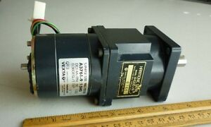 Amat Robot A3761 9215hg 5 Phase Harmonic Geared Stepper Motor No 4 Used Usa