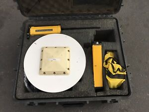 Pre owned Trimble Base Station With Ms750 Sitenet900 13 Zephyr Antenna