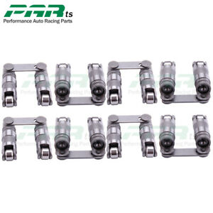 Hydraulic Roller Lifters Fit For Ford Small Block Sbf 302 289 221 400 8 Pairs