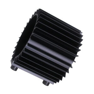1 Pack Engine Oil Filter Cooler Heat Sink Cover Cap Aluminum Alloy Kit