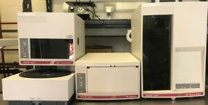 Beckman Coulter System Gold Hplc System 507e 168 126
