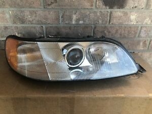 Lexus Gs300 Passenger Side Headlight Right Oem 1993 1997 Clear Clean Lens