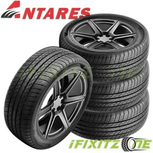 4 New Antares Comfort A5 275 65r17 Tl 115h All Season Performance Tires