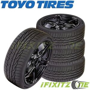 4 X New Toyo Extensa Hp Ii 235 45r17 97w Tires