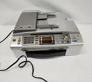 Brother Facsimile Transreceiver Mfc 665cw Fax Scan Copy Photo Capture As Is