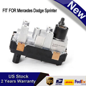 Turbocharger Actuator Fit For Mercedes Dodge Sprinter Jeep G 277 G 001 6nw009420