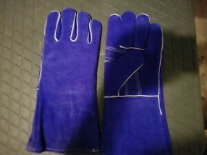 Stick Welding Gloves Large 7 Pairs