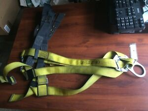 Dbi Sala Harness Used L2000 Safety Fall Full Body Harness