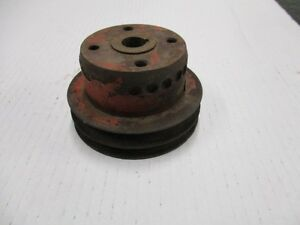 Case 400 Tractor Water Pump Pulley Part 6467a