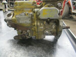 American Bosch Gmc Toro Flow Diesel Injection Pump Psj6a 90b 8425a1