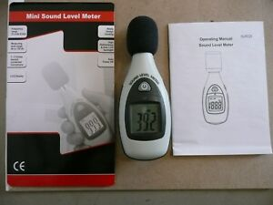 Mini Sound Level Meter 5urg3