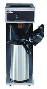 Wilbur Curtis Commercial Pourover Coffee Brewer 2 2l Airpot Single Coffee Brewer