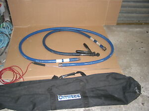 Omitec Smoke Gas Analyser Parts Emissions Vehicle Mot Tester Oil Temp Probe A