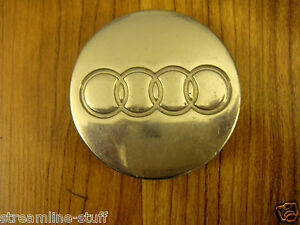 Genuine Audi Oem Wheel Rim Hub Center Cap Hubcap 8no 601170 Chrome W Logo
