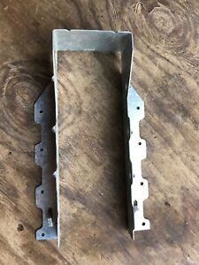 11 Total Of Simpson Strong tie Lus210 2z Double Shear 2 X 10 Joist Hanger