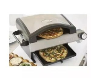 Pizza Oven Stainless Steel Electric Counter Top Kitchen Bake Snake Portable
