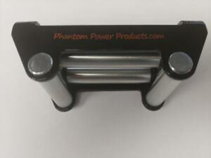 Phantom Power Winch Roller Fair Lead Up To 2500 Lb Winches