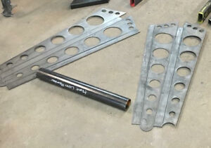 Model A Ford 1928 31 Big A Style Front Frame Rail Kit Rat Rod Hot Rod Custom