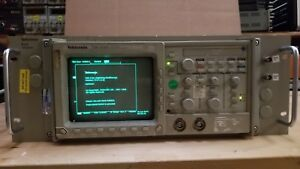 Tektronix Tds410a 2 channel Digitizing Oscilloscope Tested Good