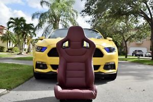 Cipher Auto 2001 Series Racing Seats Fit Any Car Brackets Fit Any Mustang 2015
