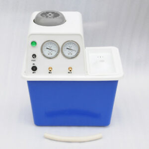 Efle 180w 110v Circulating Water Vacuum Pump 60l min Lab Chemistry Equipment New