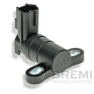 Bremi Crankshaft Pulse Sensor Black For Ford Volvo Mazda C max Focus 1129988