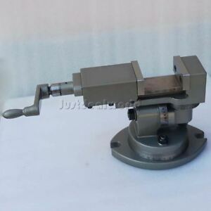 4 100mm Universal Precision Milling Machine Vice