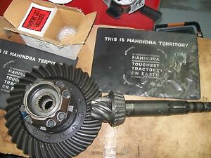 521316m92 Differential Assembly Massey Ferguson 1155 Tractor