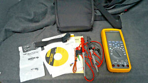 Fluke 289si fvf True Rms Digital Multimeter Flukeview Forms Combo Kit