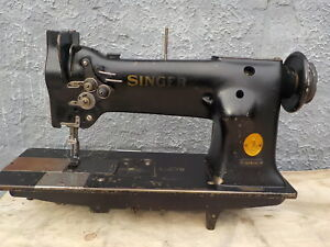 Industrial Sewing Machine Singer 112w140 Two Needle leather