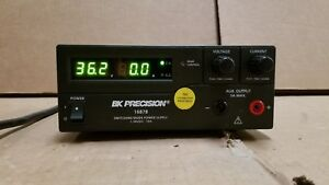 Bk Precision 1687b Switching Mode Power Supply 1 36v 10a Good 2