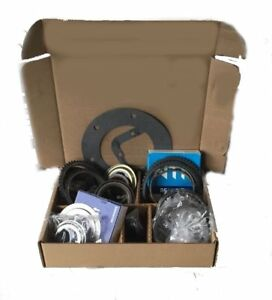 Nv4500 Chevy Gmc 5 Speed Transmission Rebuild Kit With Syncros Nv4500 1999 Up