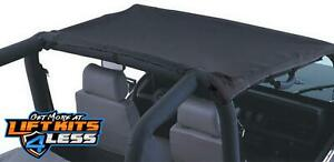 Rampage 98135 California Brief Soft Top For 1966 1977 Ford Bronco