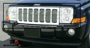 T Rex 30485 Polished Billet Series Grille For 2006 2010 Jeep Commander
