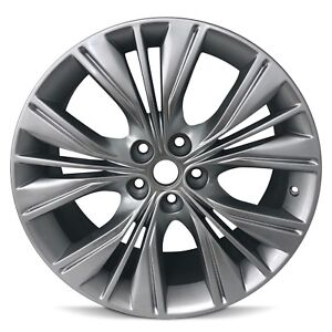 New 20x8 5 Aluminum Wheel Rim For 2014 2018 Chevrolet Impala