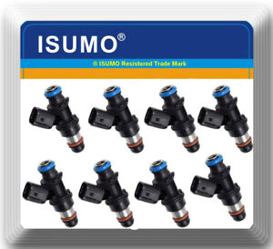 8 Pcs Fuel Injectors For Delphi 2004 2010 For Chevy For Gmc 4 8 5 3 6 0 6 2