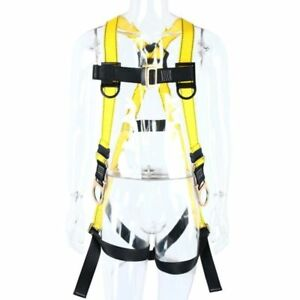 Rock Climbing Harness Safety Harness Fall Protection 5point 3d Ring Safety Belt