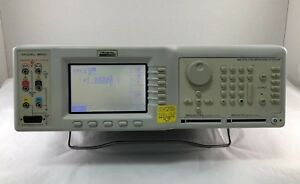 Wavetek 9000 Multi function Calibrator Calibrated Ships Today With Warranty