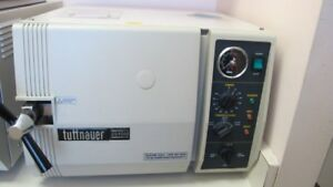 Dental Autoclave Tauttenaur 2540m Used In Good Condition