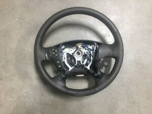 V3761 Toyota Tundra 2007 2008 2009 2011 2012 2013 Oem Steering Wheel Leather