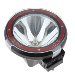 7 100w Trailers Hid Xenon Driving Lights Spot Work Lamp 4wd Truck 12v Red