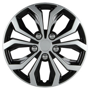 Pilot Automotive Snap On Hub Caps 15 Spyder Performance Wheel Cover