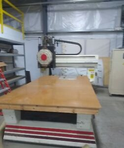 1998 Cnc Router Thermwood Model 53